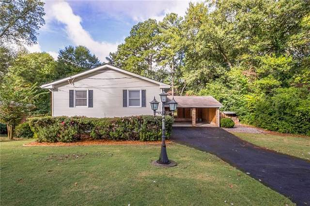 223 Pamela Street NW, Marietta, GA 30064 (MLS #6635164) :: North Atlanta Home Team