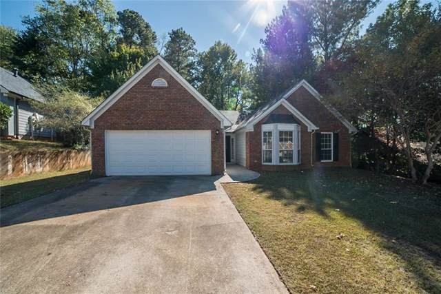 615 Paris Drive, Lawrenceville, GA 30043 (MLS #6635185) :: North Atlanta Home Team