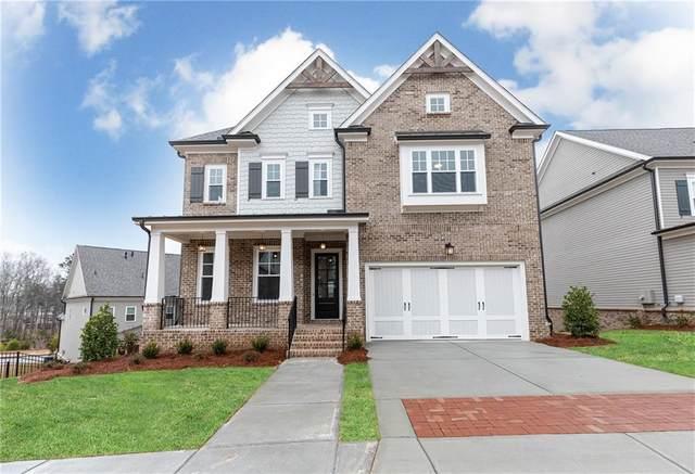 545 Hannaford Walk, Johns Creek, GA 30097 (MLS #6635333) :: MyKB Partners, A Real Estate Knowledge Base