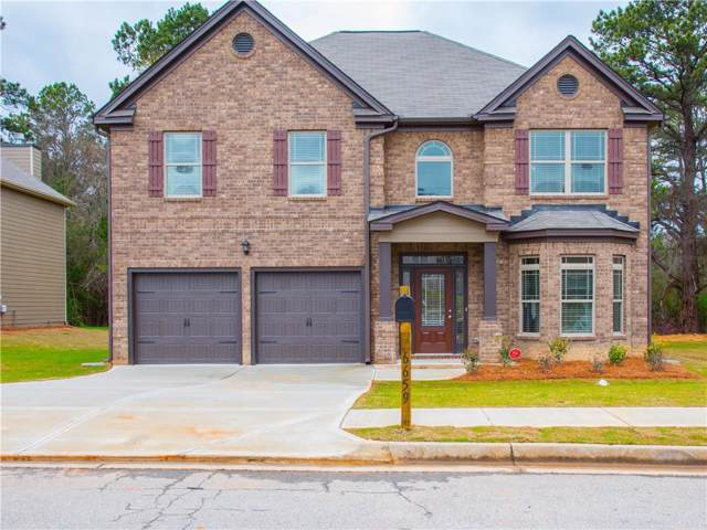 3606 Okefenokee Ridge, Loganville, GA 30052 (MLS #6635354) :: The Realty Queen Team