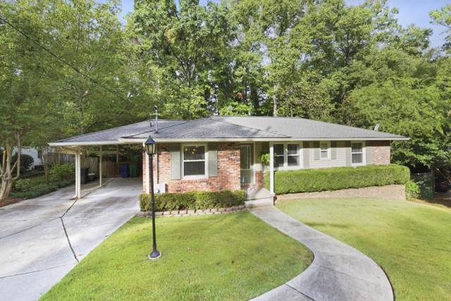 1292 Willivee Drive, Decatur, GA 30033 (MLS #6635846) :: Team RRP | Keller Knapp, Inc.
