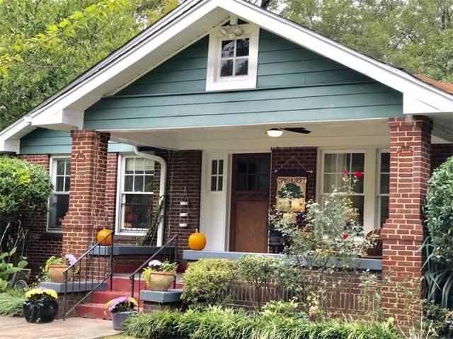 145 Greenwood Place, Decatur, GA 30030 (MLS #6635901) :: Charlie Ballard Real Estate