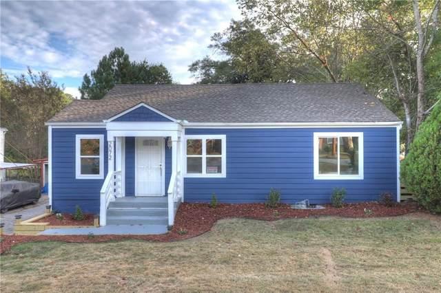 2072 Ben Hill Road, East Point, GA 30344 (MLS #6636190) :: North Atlanta Home Team