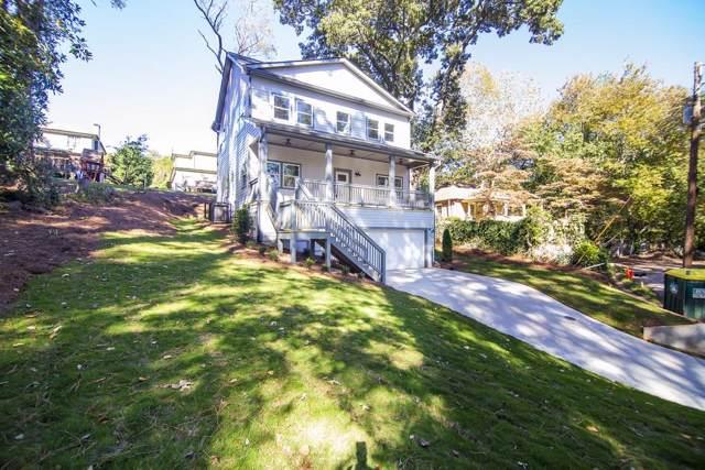 1331 Miller Reed Avenue SE, Atlanta, GA 30315 (MLS #6636461) :: North Atlanta Home Team