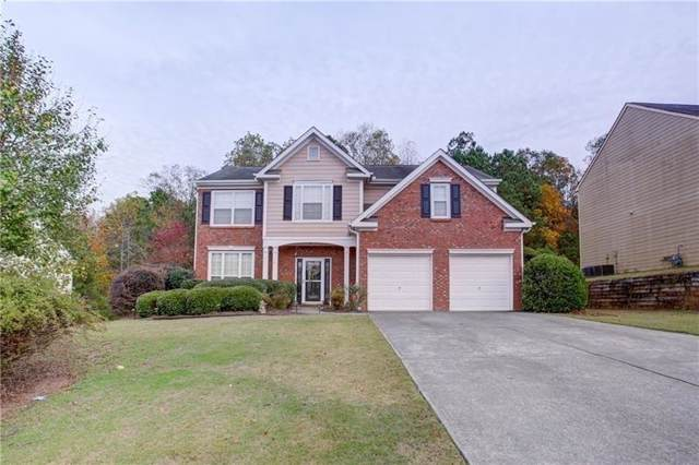 348 Park Creek Ridge, Woodstock, GA 30188 (MLS #6636499) :: North Atlanta Home Team