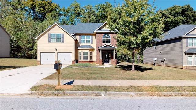 9115 Saunders Drive SW, Covington, GA 30014 (MLS #6636554) :: North Atlanta Home Team