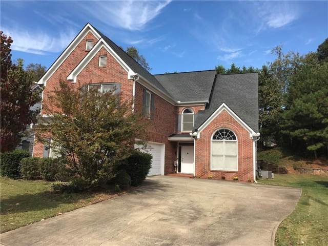 4836 Thicket Path NW, Acworth, GA 30102 (MLS #6636584) :: Charlie Ballard Real Estate