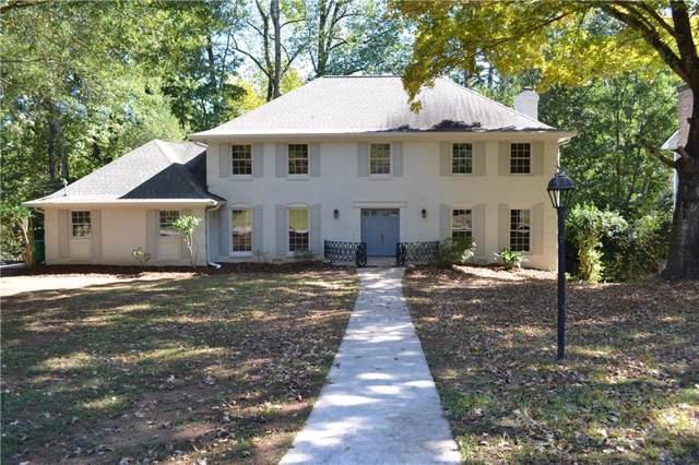 2657 Regency Drive W, Tucker, GA 30084 (MLS #6636632) :: North Atlanta Home Team
