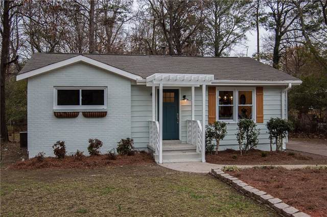 3295 Mccauley Road SE, Smyrna, GA 30080 (MLS #6636910) :: North Atlanta Home Team