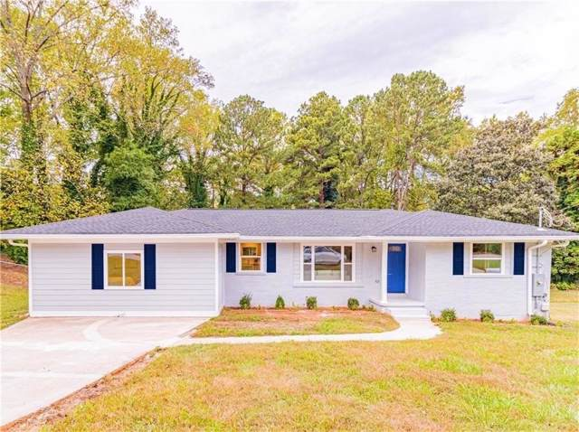 3152 Columbia Woods Drive, Decatur, GA 30032 (MLS #6637207) :: The North Georgia Group