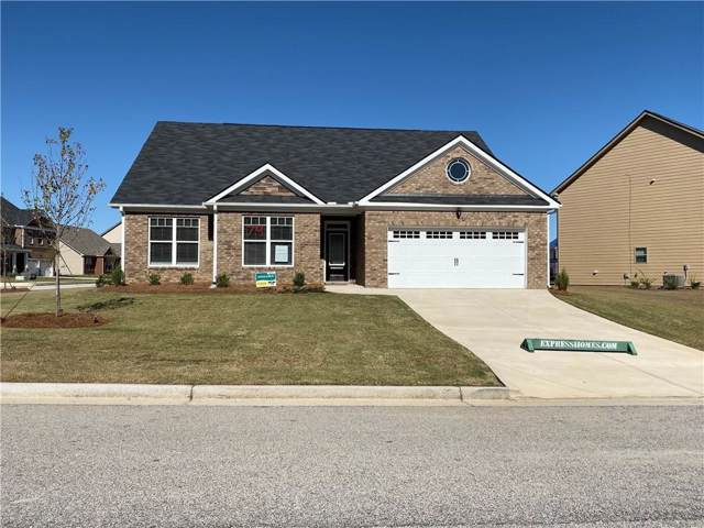 1254 Brookstone Circle NE, Conyers, GA 30012 (MLS #6637371) :: North Atlanta Home Team