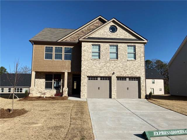 1322 Brookstone Lake Drive NE, Conyers, GA 30012 (MLS #6637400) :: North Atlanta Home Team