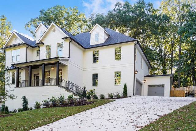 80 Bonnie Lane, Sandy Springs, GA 30328 (MLS #6637436) :: Charlie Ballard Real Estate