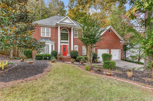 2243 Duck Hollow Drive NW, Kennesaw, GA 30152 (MLS #6637438) :: North Atlanta Home Team