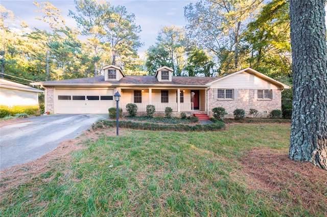 516 Francis Place SW, Lilburn, GA 30047 (MLS #6637454) :: North Atlanta Home Team
