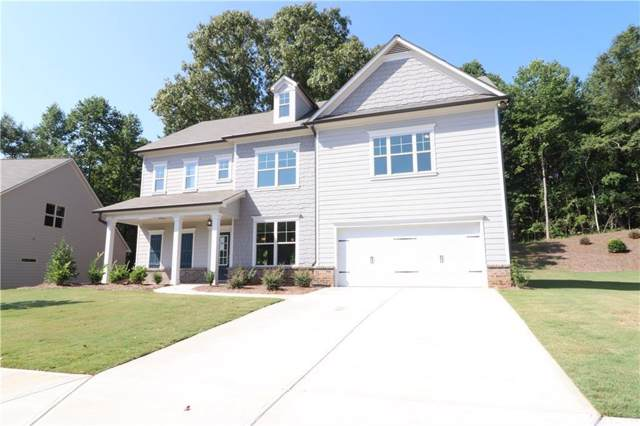 6640 Blue Cove Drive, Flowery Branch, GA 30542 (MLS #6637617) :: Charlie Ballard Real Estate