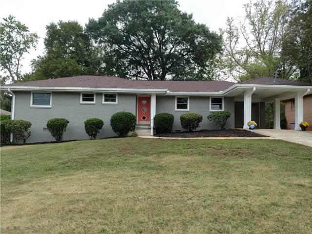 3288 Bobbie Lane, Decatur, GA 30032 (MLS #6637787) :: Charlie Ballard Real Estate