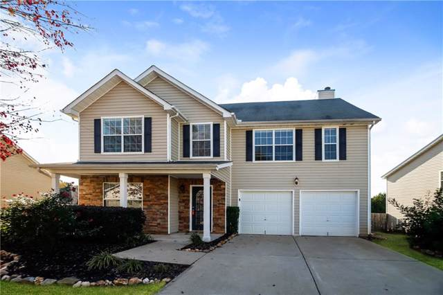 33 Margaret Crossing, Dallas, GA 30132 (MLS #6637858) :: Kennesaw Life Real Estate