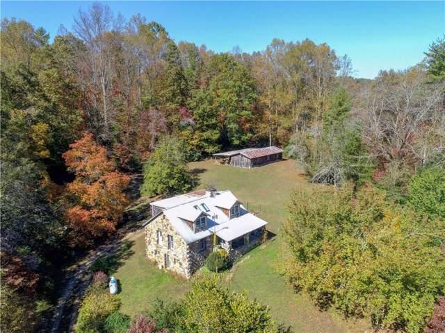 732 Gaddistown Road, Suches, GA 30572 (MLS #6638199) :: Charlie Ballard Real Estate