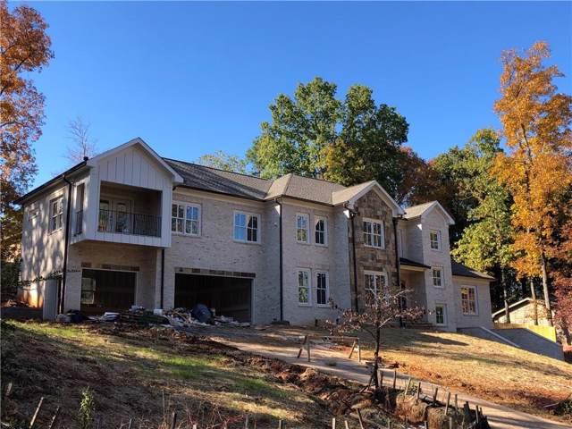 805 Bayliss Drive NE, Marietta, GA 30068 (MLS #6638423) :: Rock River Realty