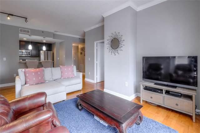 1101 Juniper Street NE #423, Atlanta, GA 30309 (MLS #6638543) :: RE/MAX Paramount Properties