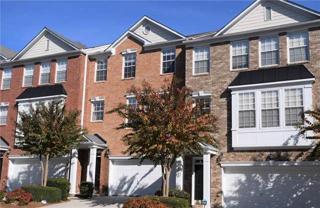 3801 Chattahoochee Summit Drive SE, Atlanta, GA 30339 (MLS #6638778) :: Rock River Realty