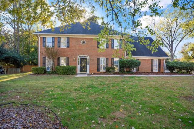 535 Saddle Creek Circle, Roswell, GA 30076 (MLS #6638958) :: North Atlanta Home Team