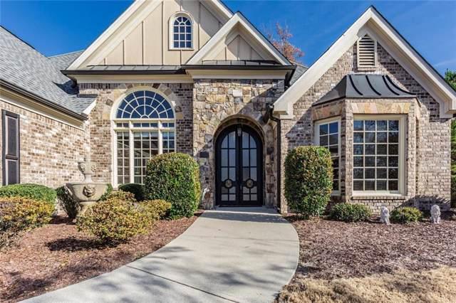 3780 The Great Drive, Atlanta, GA 30349 (MLS #6639265) :: RE/MAX Paramount Properties