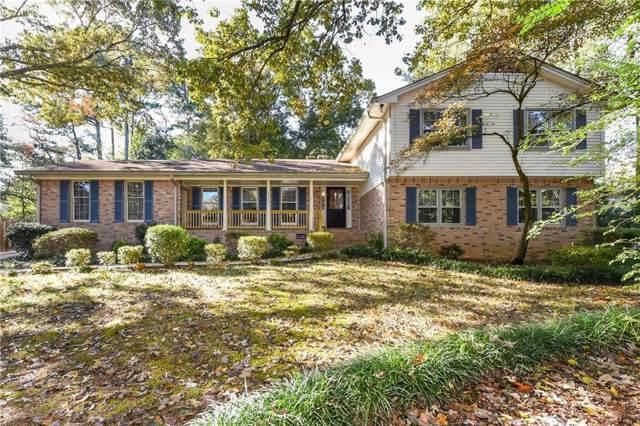 1137 Bordeau Court, Dunwoody, GA 30338 (MLS #6639435) :: North Atlanta Home Team