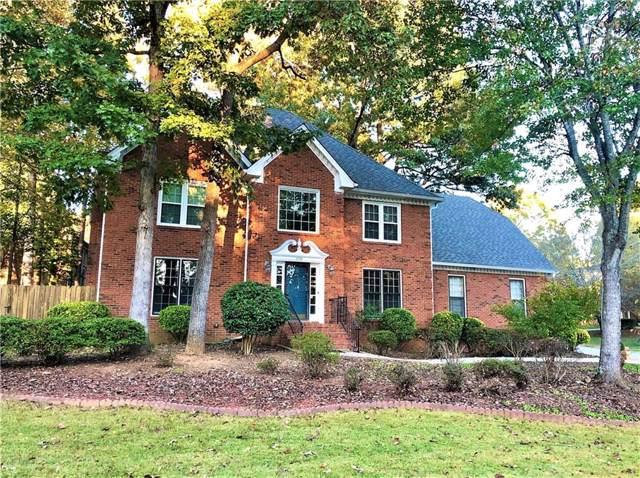 150 Hanarry Drive, Lawrenceville, GA 30046 (MLS #6639449) :: North Atlanta Home Team