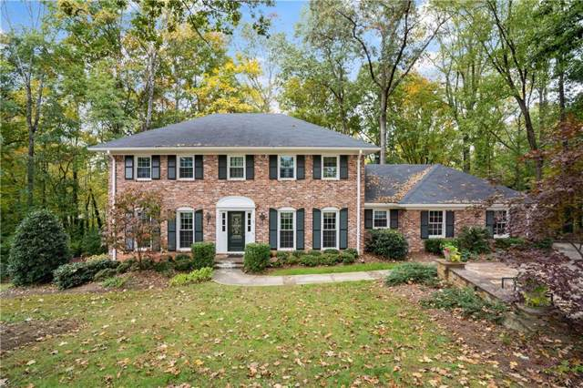 4213 Edgewood Court, Marietta, GA 30068 (MLS #6639590) :: The Heyl Group at Keller Williams