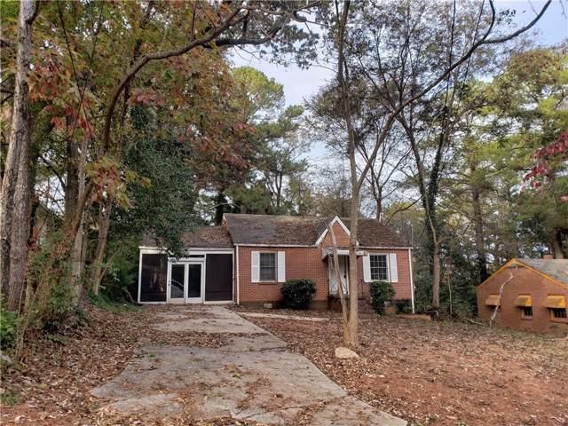 2168 Rexford Drive, Decatur, GA 30034 (MLS #6640066) :: North Atlanta Home Team
