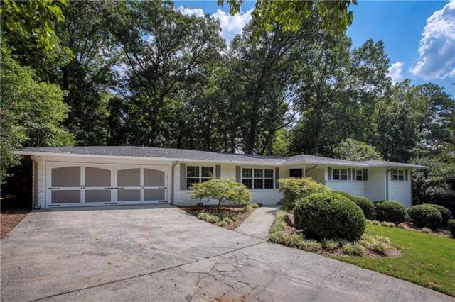 4745 Huntley Drive, Atlanta, GA 30342 (MLS #6640109) :: The Zac Team @ RE/MAX Metro Atlanta