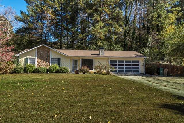 4620 Jamerson Forest Parkway, Marietta, GA 30066 (MLS #6640341) :: North Atlanta Home Team