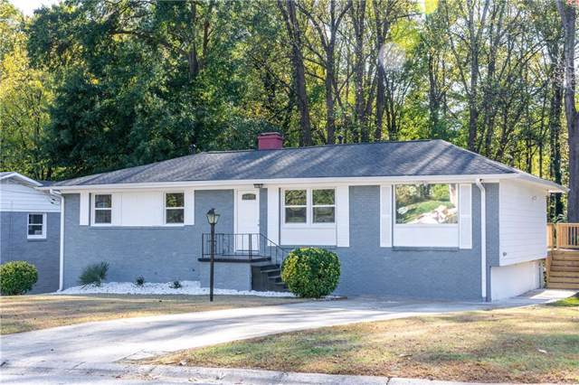 238 Whitworth Drive SW, Atlanta, GA 30331 (MLS #6640409) :: North Atlanta Home Team