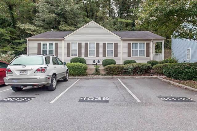 4039 Bayside Circle, Atlanta, GA 30340 (MLS #6640652) :: North Atlanta Home Team