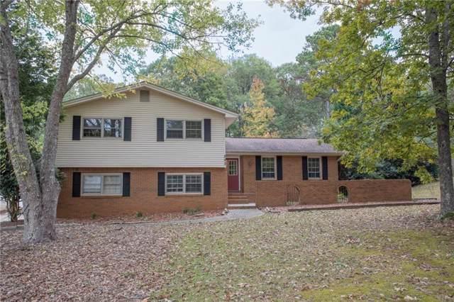 222 Chateau Drive, Fayetteville, GA 30214 (MLS #6640666) :: North Atlanta Home Team