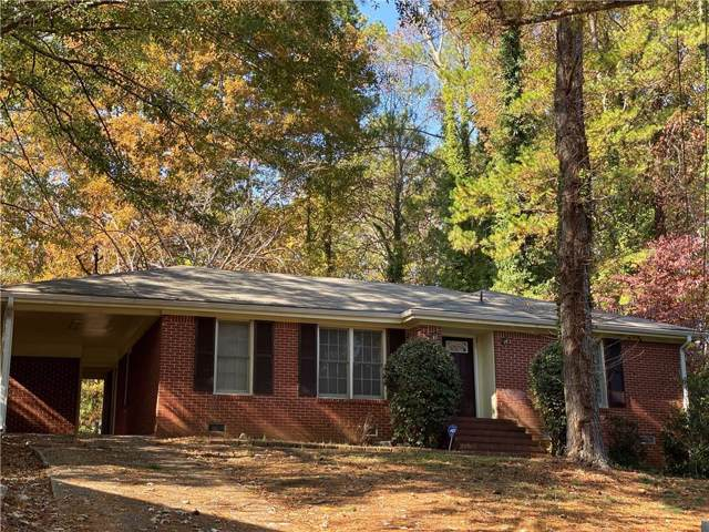 6033 Woodview Drive, Morrow, GA 30260 (MLS #6640708) :: North Atlanta Home Team