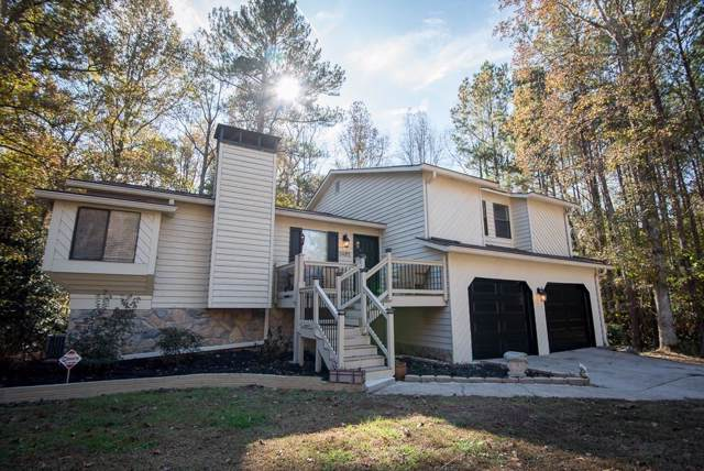 3485 Sheree Trail, Stone Mountain, GA 30087 (MLS #6640896) :: North Atlanta Home Team