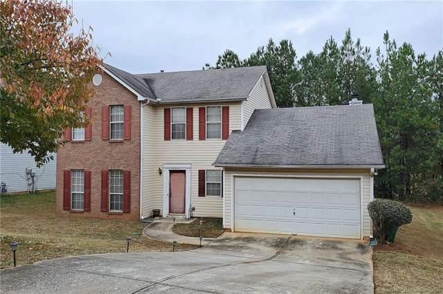 3865 Cedar Trace Lane, Ellenwood, GA 30294 (MLS #6641072) :: Charlie Ballard Real Estate