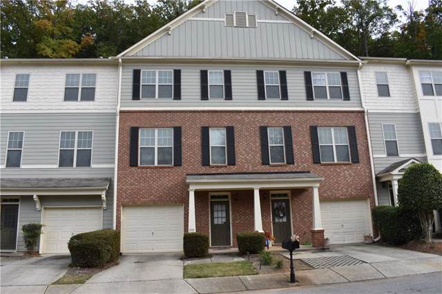 1778 Oakbrook Lane #9, Kennesaw, GA 30152 (MLS #6641465) :: Kennesaw Life Real Estate