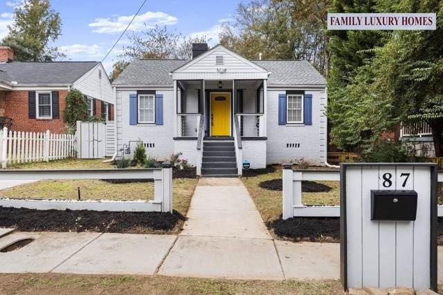 87 Parsons Place SW, Atlanta, GA 30314 (MLS #6641591) :: Kennesaw Life Real Estate