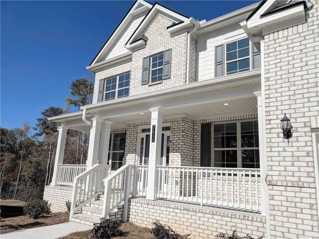 3430 Deaton Trail, Buford, GA 30519 (MLS #6641640) :: North Atlanta Home Team