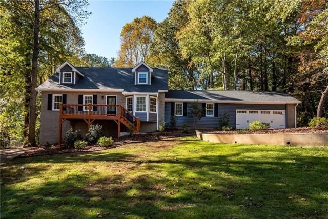 4934 Elizabeth Drive SE, Mableton, GA 30126 (MLS #6641938) :: Charlie Ballard Real Estate