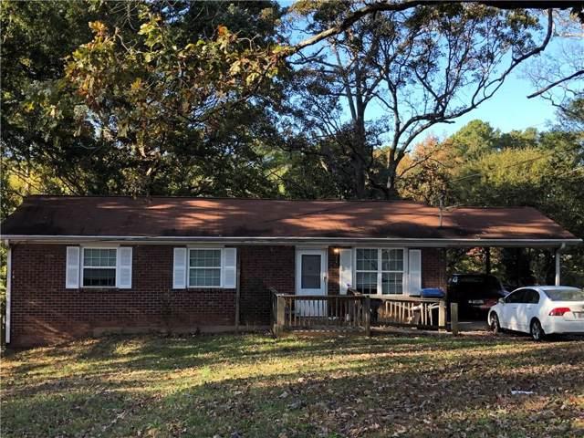 631 Log Cabin Court NE, Kennesaw, GA 30144 (MLS #6641967) :: Path & Post Real Estate