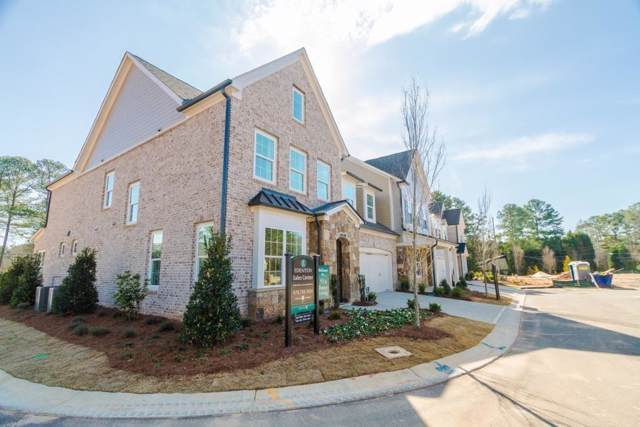 3534 Clemont Circle #16, Marietta, GA 30062 (MLS #6641991) :: North Atlanta Home Team