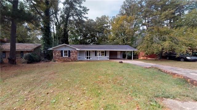 3576 Stanford Circle, Decatur, GA 30034 (MLS #6642185) :: North Atlanta Home Team