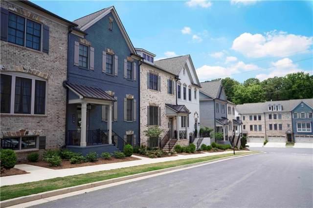 2421 Skyland Way #69, Brookhaven, GA 30319 (MLS #6642227) :: North Atlanta Home Team