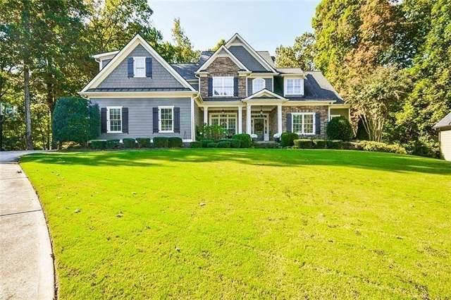 603 Chestatee Creek Drive NW, Acworth, GA 30101 (MLS #6642298) :: North Atlanta Home Team
