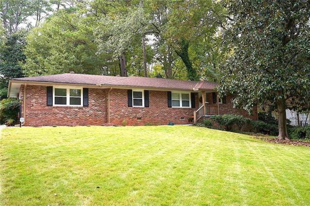 1850 Acuba Lane NE, Atlanta, GA 30345 (MLS #6642324) :: The Butler/Swayne Team